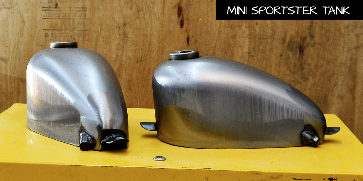 Choosing A Sportster Gas Tank For Your Motorcycle Throttle Addiction